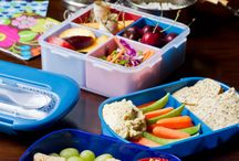 Bento Box lunches / by Melodie Montgomery