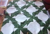 Quilts---Snowballs & Hatchets