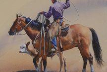 Cowboj-Western