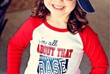 Baseball Girl Party