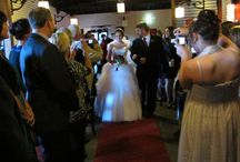 Entrance of the Bride | Conducted By Tim Manger (Celebrant) / This is a great collection of bride entrances from wedding ceremonies I have performed over the past few years