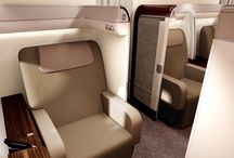 Garuda First Class / Grauda introduces First Class to Europe