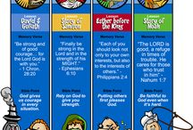 Kids bible stuff