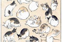 Fauna(Drawing+Painting) / Интересные иллюстрации