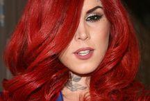 Red Hair Love