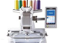 Commercial Embroidery Machines at Grain Sewing