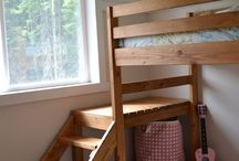 Bunk Beds / by Peter Dell