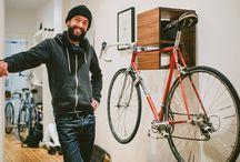 Велосипед в доме