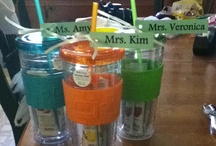 gifts for teachers, etc. / by Heidi Melleby