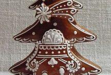 vánoční perníky