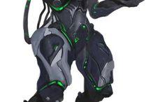 Concepts - Scifi Armor