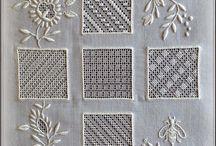 Ajour embroidery / by odil celik