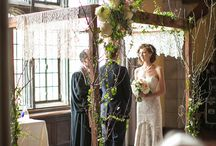 Wedding Chuppahs / Wedding chuppah ideas