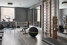 gym studio  design