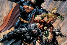The Comic Heroes