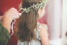 Blomsterkrans barn