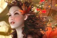 Four Seasons : Autumn / by Janet Hughes