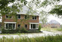 Goldewijk tweekappers / Goldewijk ontwerpt en bouwt sinds 1855 stijlvolle woningen, luxe vrijstaande huizen, tweekappers en rijwoningen door heel Nederland.