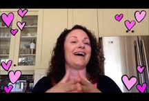 Making Lemonade YouTube Videos / Making Lemonade with Krista Goncalves on YouTube  | Videos sharing tips and resources for health business owners & wellness entrepreneurs
