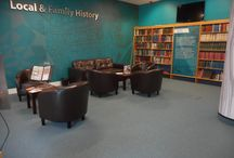 Perth Ak Bell Libary in Scotland