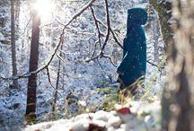 Wintershooting 2016 / Im Schnee mit Loden.
