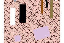 抽象・色・形・幾何学・パターン