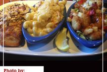 Red Lobster / We love Red Lobster and will share our favorite items on the menu.   Some we have stopped eating if they are fried.   But we still have tried them one time in our lives.