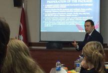 Exchange of Experience Meetings International Short Term Study Programs