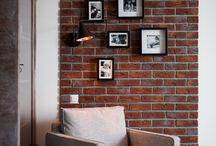Pomysły na pustą ściance w salonie / wall in the living room