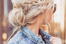 hår uppsättning