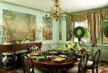 Green With Envy / The many shades of green in interiors, furniture, accessories and more.