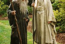 LOTR-Hobbit (Saruman)