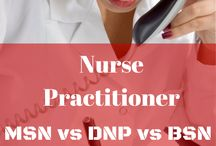 APRN - NP - CRNA - Advance Practice Registered Nursing / Info for and about advanced practice registered nurses. Info about NPs, CRNAs, and more! / by Nurse Journal