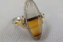 Vintage Jewelry Vintage Rings / by Vintage House Boutique