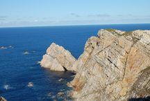 Cabo Peñas. / Cabo Peñas, el norte del norte, Asturias.