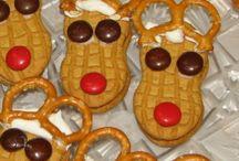 Tis the Season Treats / Holiday Treats