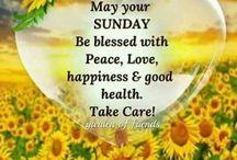 G'mornin Sunday Quotes
