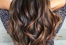 Coupe cheveux brune