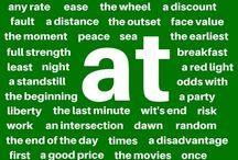 phrases with prepositios