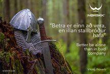 Orðskviðir / Viking Proverbs