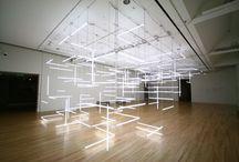 Art / art, installation, exhibition, light