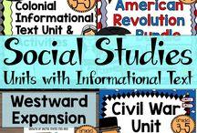 Social Studies-Intermediate Grades