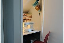 Sewing room/spare room