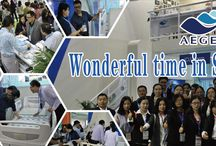 Wonderful time in shanghai CMEF / Wonderful time in shanghai CMEF Exihibtion