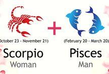 Pisces+Scorpio