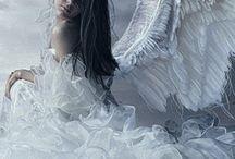 Mis ángeles.