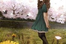 ✏️ Anime/illustration