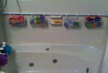 Organizace koupelny