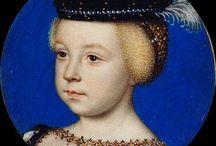 a miniature portrait
