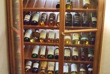 Whiskey storage